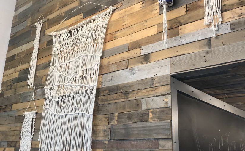 Review: Macrame Workshop at The Collab Lab