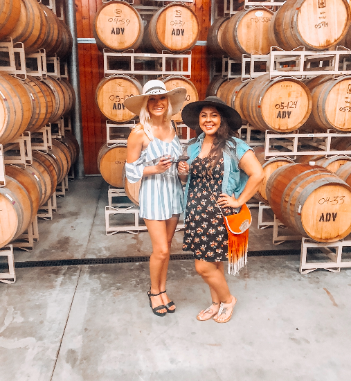 Review: Agua Dulce Winery Wine Tour